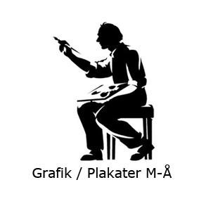 Grafik / Plakater M-Å