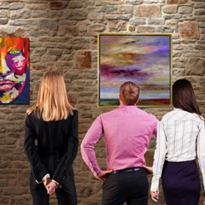 Kunsthandlen