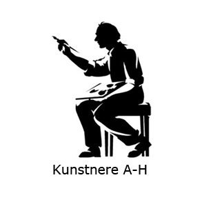 Kunstnere A-H